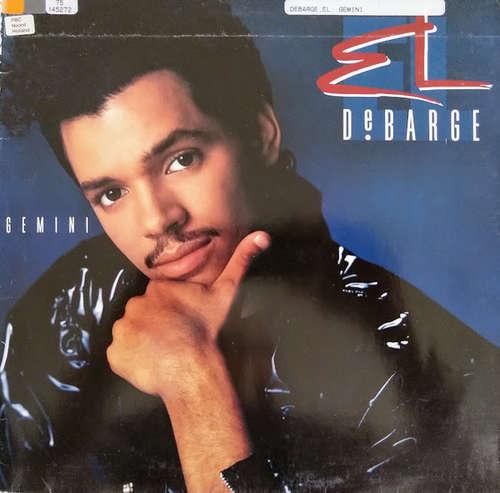 Cover zu El DeBarge - Gemini (LP, Album) Schallplatten Ankauf