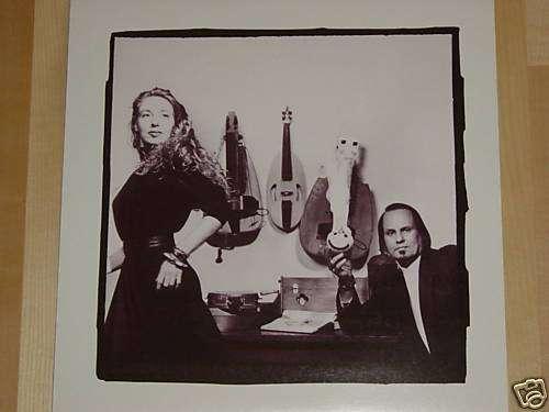 Cover zu Erin Kenney & Ethan James - Tapestries Of Smoke (LP, Album) Schallplatten Ankauf