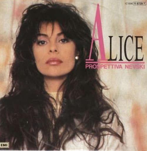 Cover zu Alice (4) - Prospettiva Nevski (7, Single) Schallplatten Ankauf