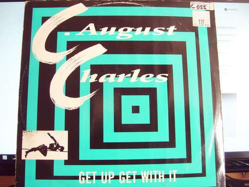 Bild C. August Charles - Get Up Get With It (12) Schallplatten Ankauf