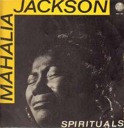 Bild Mahalia Jackson - Spirituals (LP) Schallplatten Ankauf
