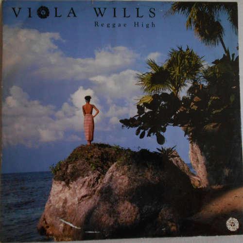 Cover Viola Wills - Reggae High (12) Schallplatten Ankauf