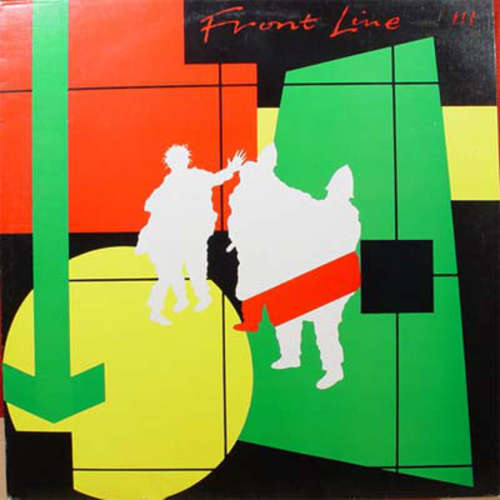 Cover Various - Front Line 3 (LP, Comp) Schallplatten Ankauf
