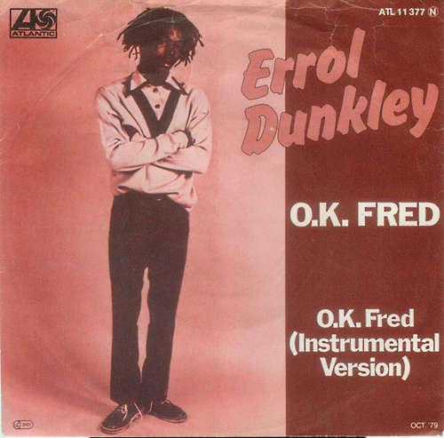 Bild Errol Dunkley - O.K. Fred (7, Single) Schallplatten Ankauf
