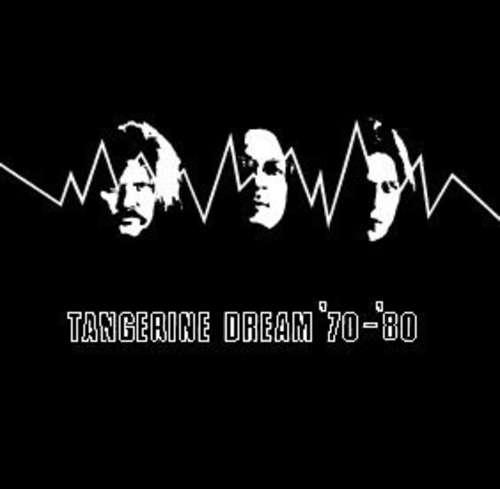 Cover Tangerine Dream - Tangerine Dream '70 - '80 (4xLP, Comp) Schallplatten Ankauf