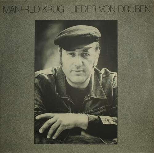 Cover Manfred Krug - Lieder Von Drüben (2xLP, Comp) Schallplatten Ankauf