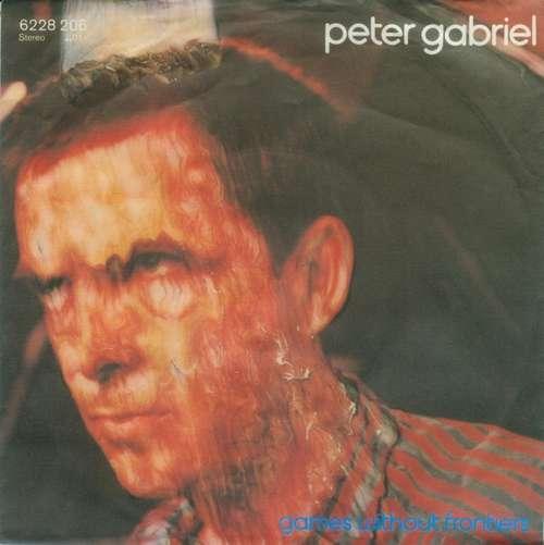 Bild Peter Gabriel - Games Without Frontiers (7, Single) Schallplatten Ankauf