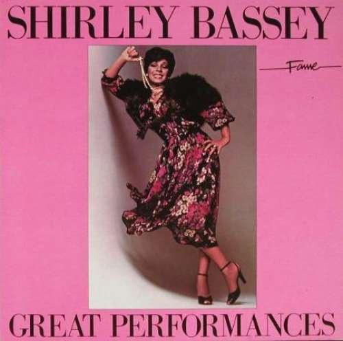 Bild Shirley Bassey - Great Performances (LP, Comp) Schallplatten Ankauf