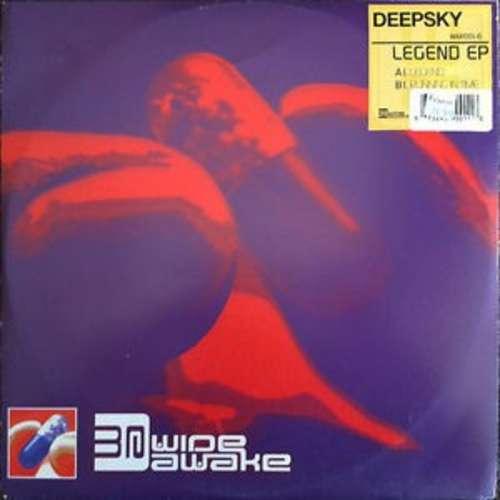 Cover zu Deepsky - Legend EP (12) Schallplatten Ankauf