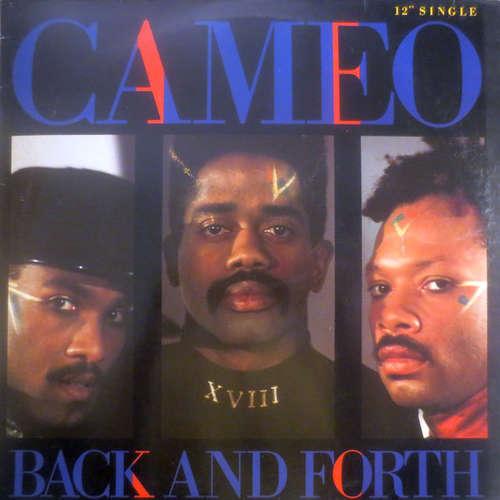 Cover Cameo - Back And Forth (12, Maxi) Schallplatten Ankauf