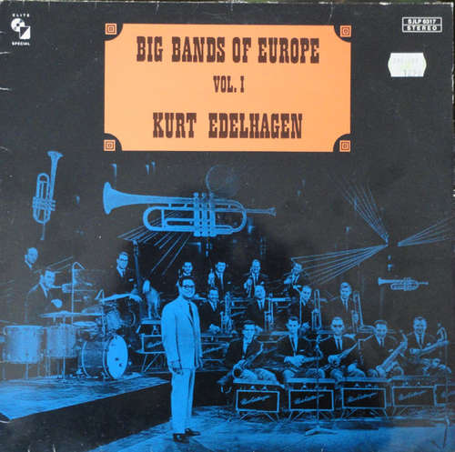 Cover Kurt Edelhagen - Big Bands Of Europe Vol. I (LP, Comp) Schallplatten Ankauf