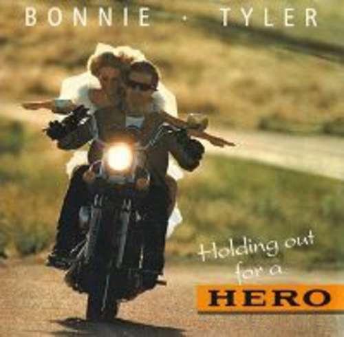 Bild Bonnie Tyler - Holding Out For A Hero (7) Schallplatten Ankauf
