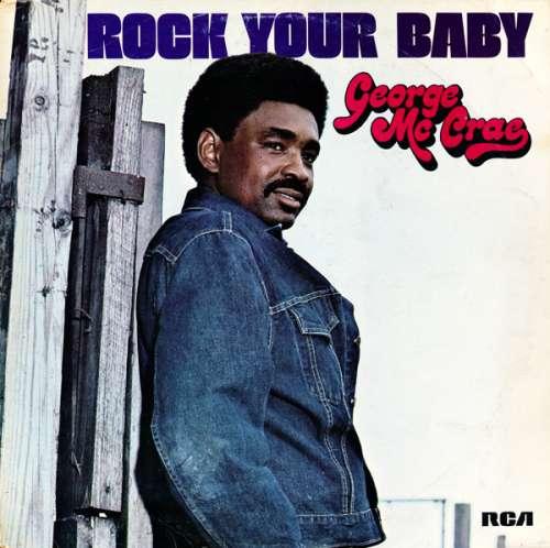 Cover George Mc Crae* - Rock Your Baby (LP, Album) Schallplatten Ankauf