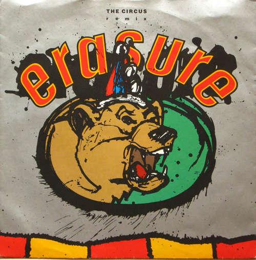Bild Erasure - The Circus (Remix) (7, Single) Schallplatten Ankauf