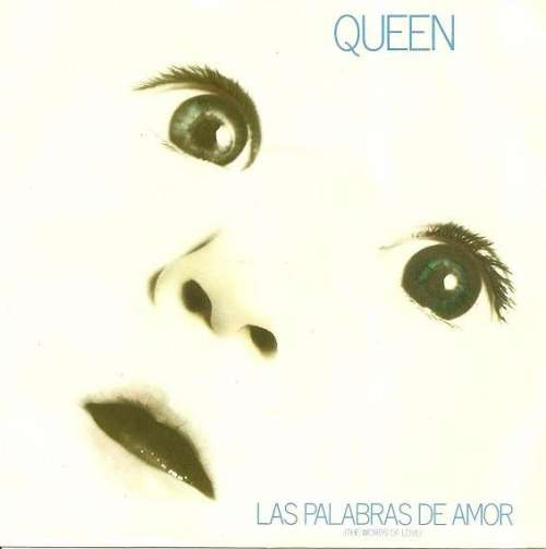 Cover Queen - Las Palabras De Amor (The Words Of Love) (7, Single) Schallplatten Ankauf