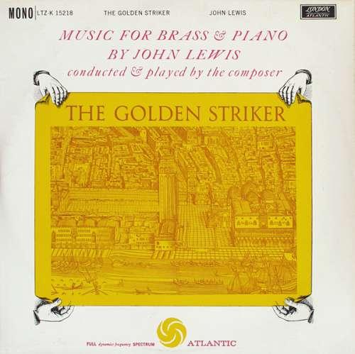 Cover zu John Lewis (2) - The Golden Striker (LP, Album) Schallplatten Ankauf