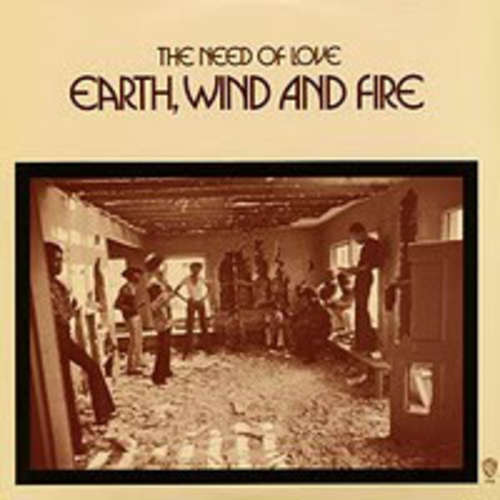 Cover Earth, Wind And Fire* - The Need Of Love (LP, Album, RP) Schallplatten Ankauf