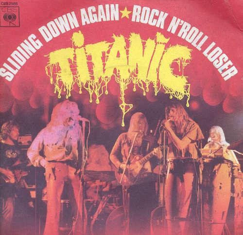 Bild Titanic (3) - Sliding Down Again (7, Single) Schallplatten Ankauf