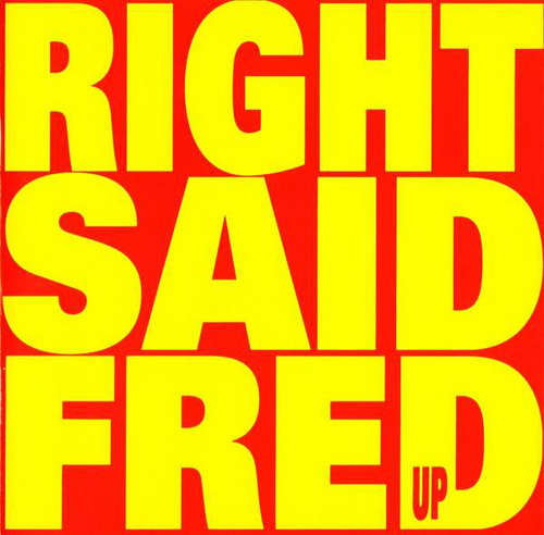Bild Right Said Fred - Up (CD, Album) Schallplatten Ankauf