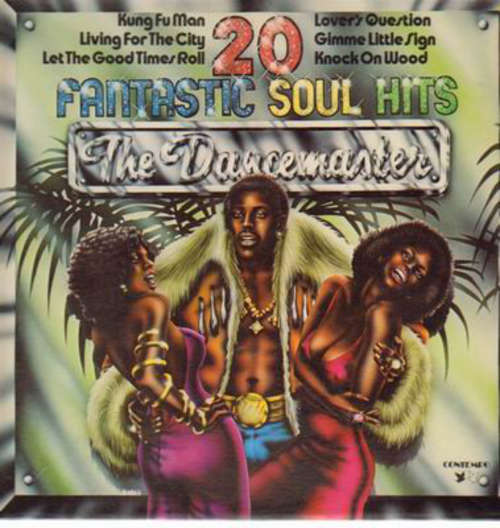 Cover Various - 20 Fantastic Soul Hits (LP, Comp) Schallplatten Ankauf