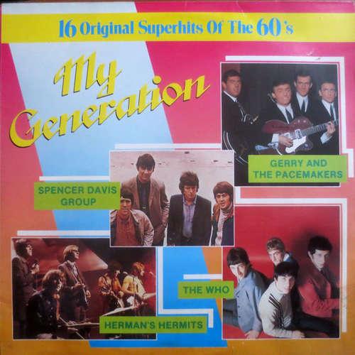 Bild Various - 16 Original Superhits Of The 60's - My Generation (LP, Comp) Schallplatten Ankauf