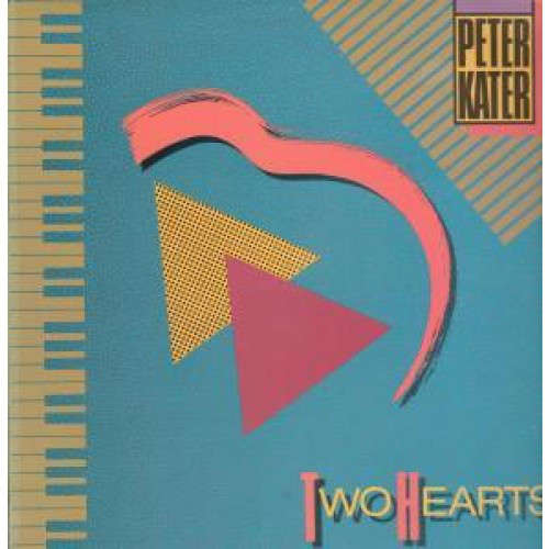 Cover Peter Kater - Two Hearts (LP, Album) Schallplatten Ankauf