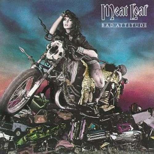 Bild Meat Loaf - Bad Attitude (LP, Album, Club) Schallplatten Ankauf