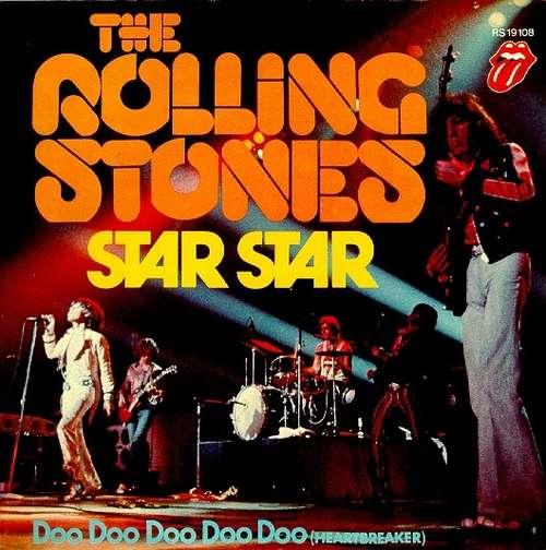 Cover The Rolling Stones - Star Star  (7, Single) Schallplatten Ankauf