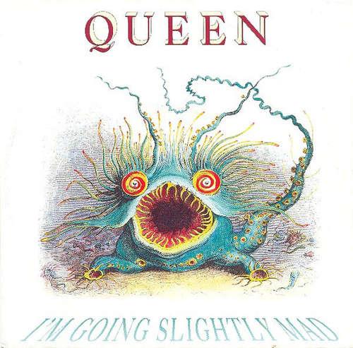 Cover Queen - I'm Going Slightly Mad (7, Single) Schallplatten Ankauf