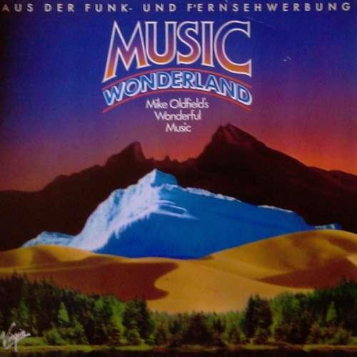 Cover Mike Oldfield - Music Wonderland (LP, Comp) Schallplatten Ankauf