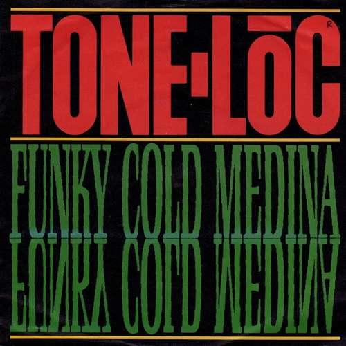 Cover Tone Loc - Funky Cold Medina (7, Single) Schallplatten Ankauf