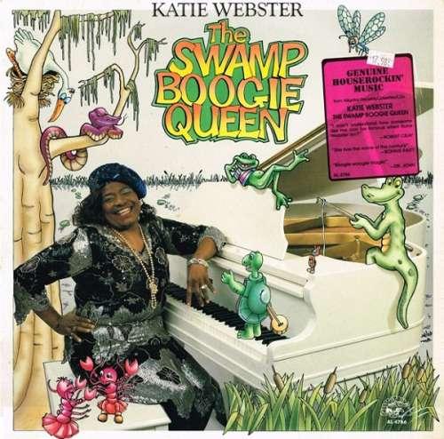 Cover Katie Webster - The Swamp Boogie Queen (LP, Album) Schallplatten Ankauf