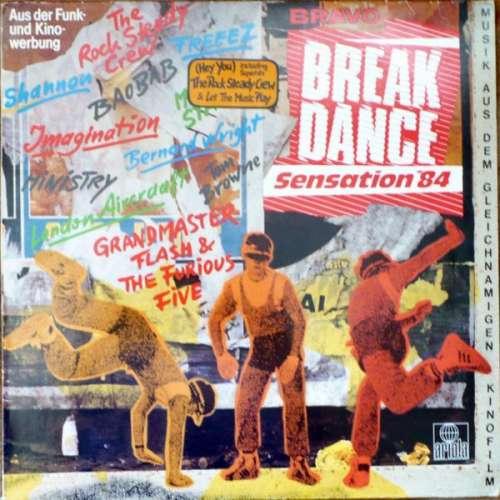 Cover Various - Bravo Break Dance Sensation '84 (LP, Mixed) Schallplatten Ankauf