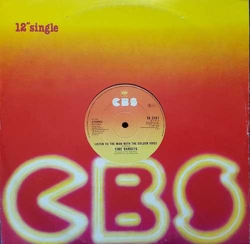 Bild Time Bandits - Listen To The Man With The Golden Voice (12) Schallplatten Ankauf
