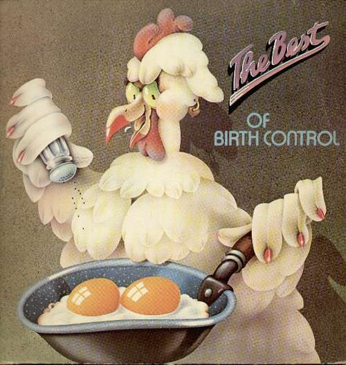 Cover Birth Control - The Best Of Birth Control (LP, Comp, RE) Schallplatten Ankauf