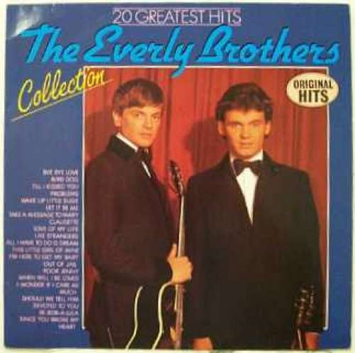 Bild The Everly Brothers* - The Everly Brothers Collection - 20 Greatest Hits (LP, Comp) Schallplatten Ankauf