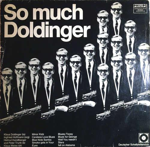 Bild Klaus Doldinger Quartett - So Much Doldinger (LP, Comp, Club) Schallplatten Ankauf