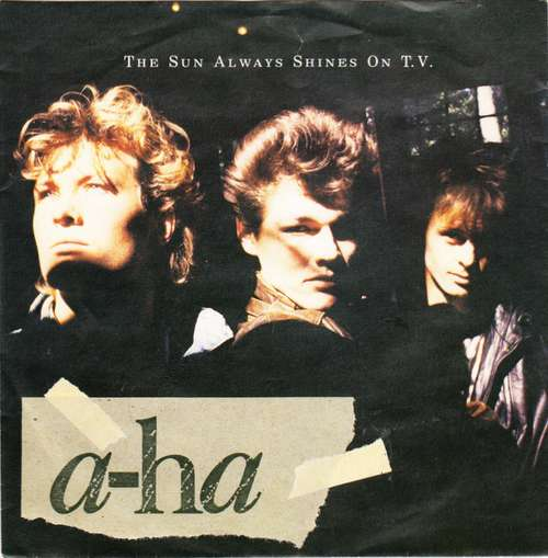 Bild a-ha - The Sun Always Shines On T.V. (7, Single) Schallplatten Ankauf