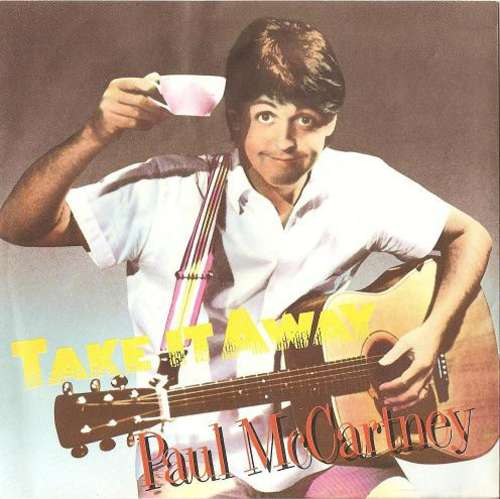 Bild Paul McCartney - Take It Away (7, Single) Schallplatten Ankauf