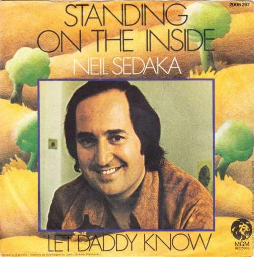 Bild Neil Sedaka - Standing On The Inside (7, Single) Schallplatten Ankauf