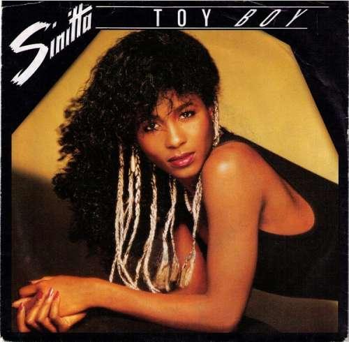 Cover Sinitta - Toy Boy (7, Single) Schallplatten Ankauf