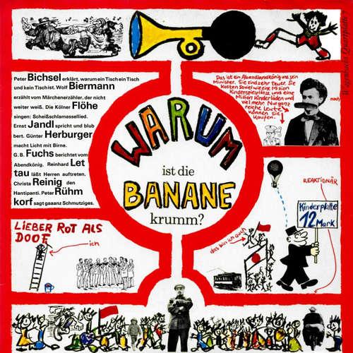 Cover Various - Warum Ist Die Banane Krumm? (LP, Comp) Schallplatten Ankauf