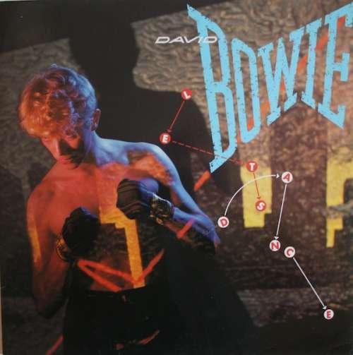 Cover David Bowie - Let's Dance (LP, Album) Schallplatten Ankauf