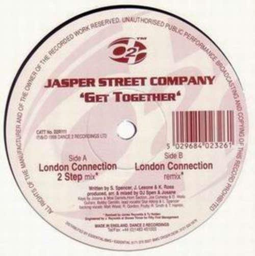 Cover Jasper Street Company* - Get Together (London Connection Remixes) (12) Schallplatten Ankauf