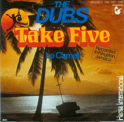Cover zu The Dubs (2) - Take Five (7, Single) Schallplatten Ankauf