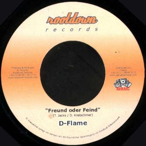 Bild D-Flame - Freund Oder Feind (7, Single) Schallplatten Ankauf