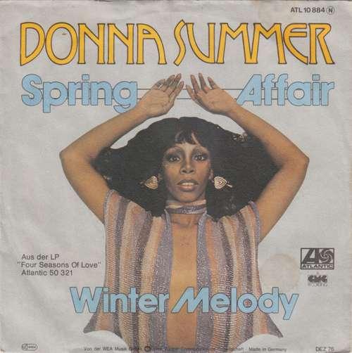 Bild Donna Summer - Spring Affair / Winter Melody (7, Single) Schallplatten Ankauf