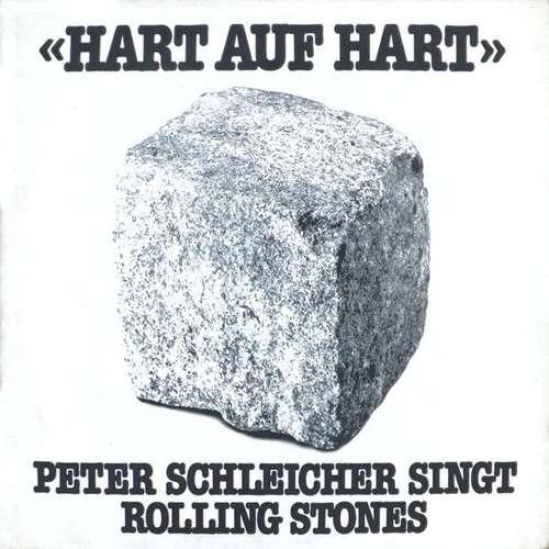 Cover Hart Auf Hart - Peter Schleicher Singt Rolling Stones Schallplatten Ankauf