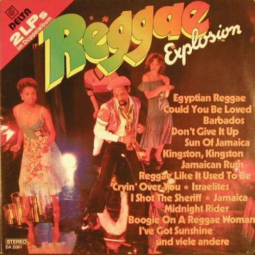 Cover Unknown Artist - Reggae Explosion (2xLP) Schallplatten Ankauf