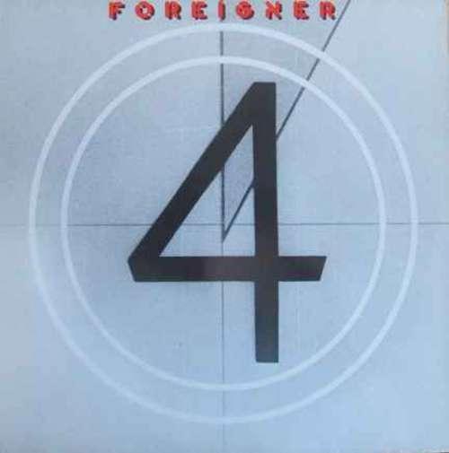 Cover zu Foreigner - 4 (LP, Album, Club) Schallplatten Ankauf